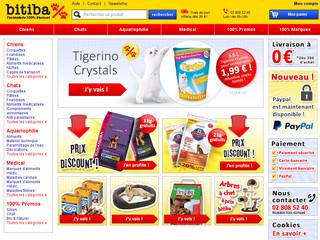 Animalerie en ligne discount boutique en ligne for Animalerie en ligne poisson